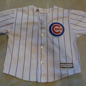 Majestic Chicago Cubs Bryant #17 Jersey 18 month